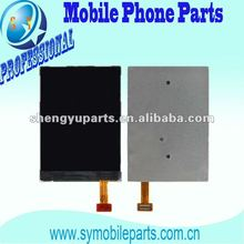 Hotsale spare parts For nokia x2-02 x2-05 Lcd display screen