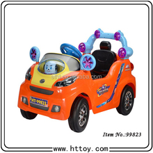 HT-99823 Electric RC flashing ride on car for kids