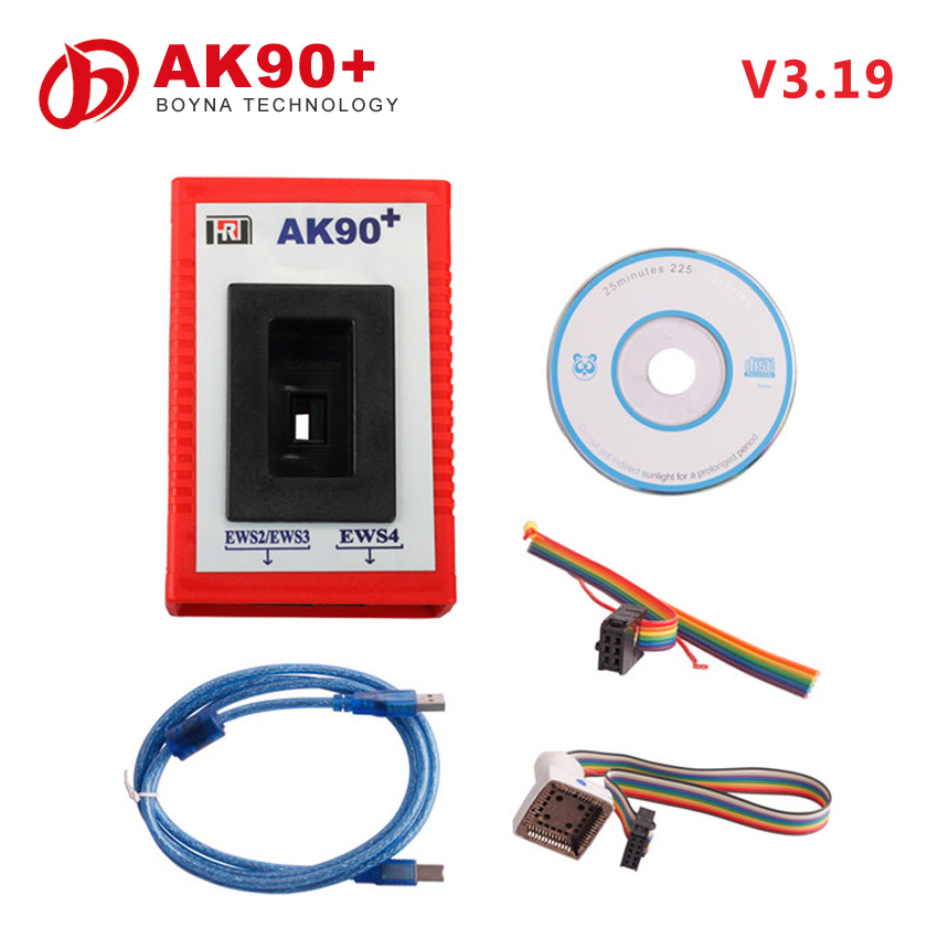 2015 Professional NEW AK90+ with high quality and best price,best price Ak90+ key programmer for bmw key programmer for EWS