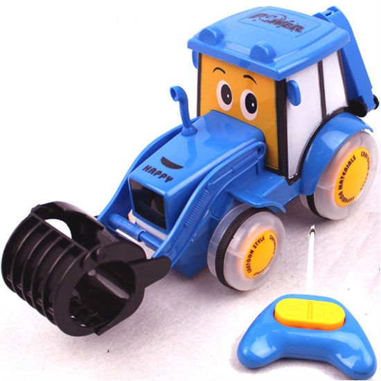 rcc-85620113 2CH Remote Control Cartoon Construction Truck with Lights and Music