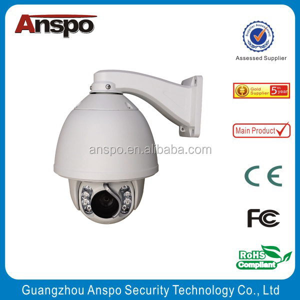 Auto Tracking High speed dome camera IR PTZ cameras 27X optical Zoom Pan/Tilt PTZ IP camera