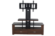 Living room furniture designs wooden lcd tv hall cabinet model