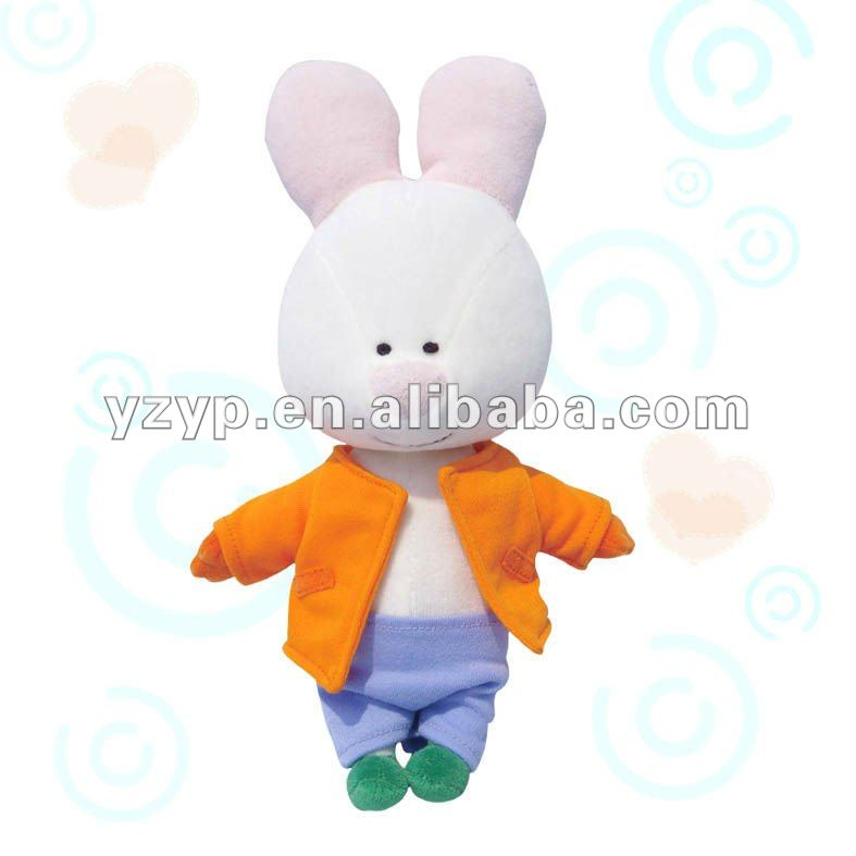 cute and soft stuffed toys rabbit
