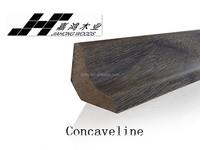 floor accessories baseboard concave molding