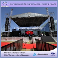 Aluminum Lighting Truss DJ Truss For Hanging Speakers
