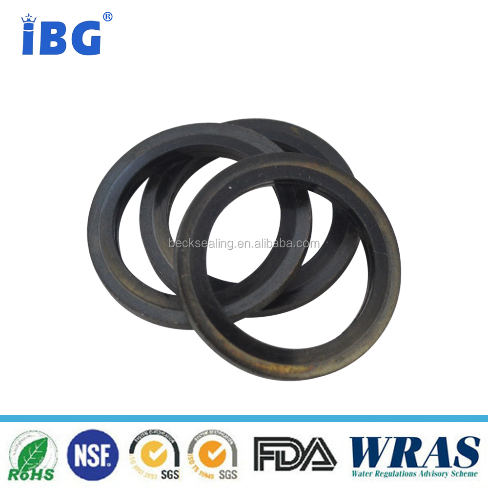 high quality rubber bonded seals