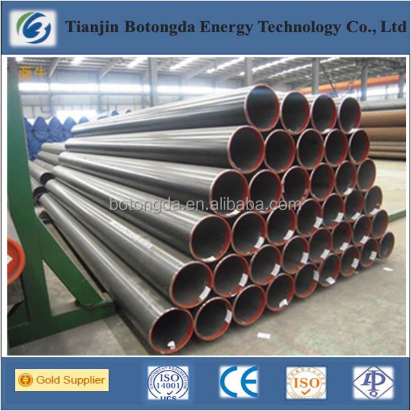 China factory price for API 5L oil pipeline with highest level service