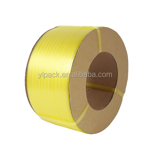 High strength tenacity flexible plastic strap for sale