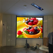 High refresh rate indoor p2.5 full color x rated videos led wall display