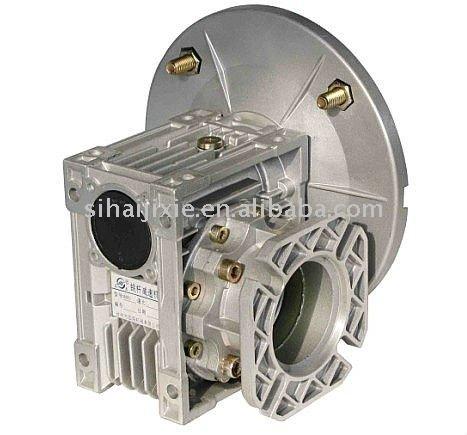 motovario like RV series Worm Gearboxes with Output Flange