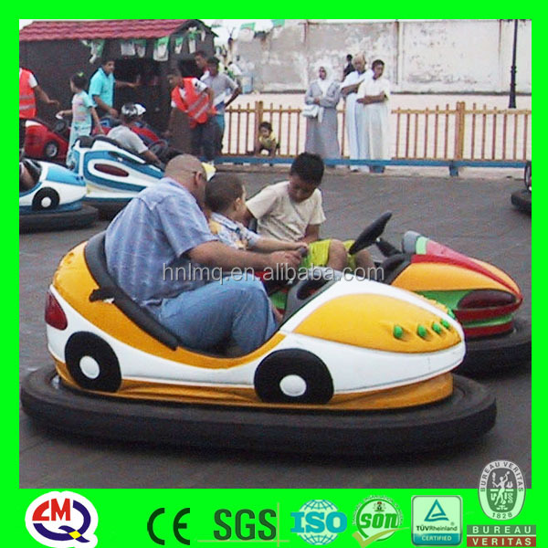 amusement park rides battery operated bumper car Audi design