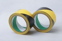 Kaiwuhua Black and yellow PVC warning tape