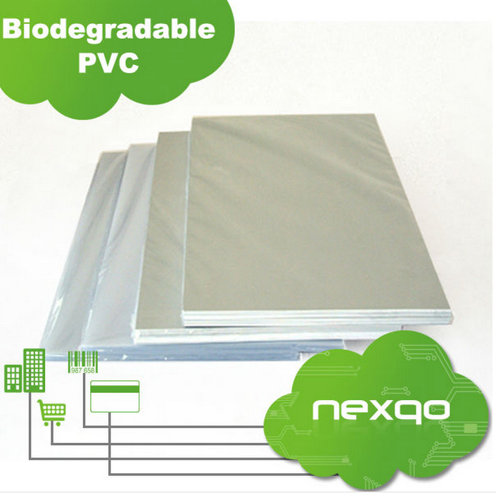 Hot sale pvc cover plastic sheet, plastic cover for card