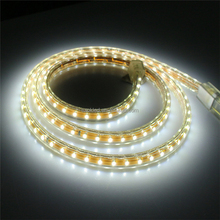 LED Strip Light 12V 5M 300 Leds SMD 3528 Diode Tape with 2A Power Adapter Supply High Quality LED Ribbon Flexible Lights