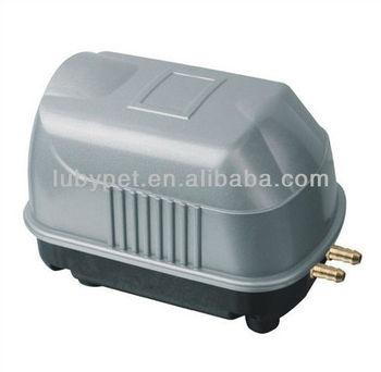 20w silent pond air pump pond aerator for koi fish for Farm pond pumps