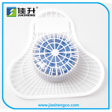 Toilet Bathroom Plastic Urinal Screen With Para Cake or Block 82501*01