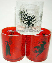 broken craft wholesale candle holder for Holloween celebration