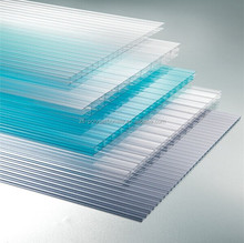 PC roofing panels for swimming pool polycarbonate sheet