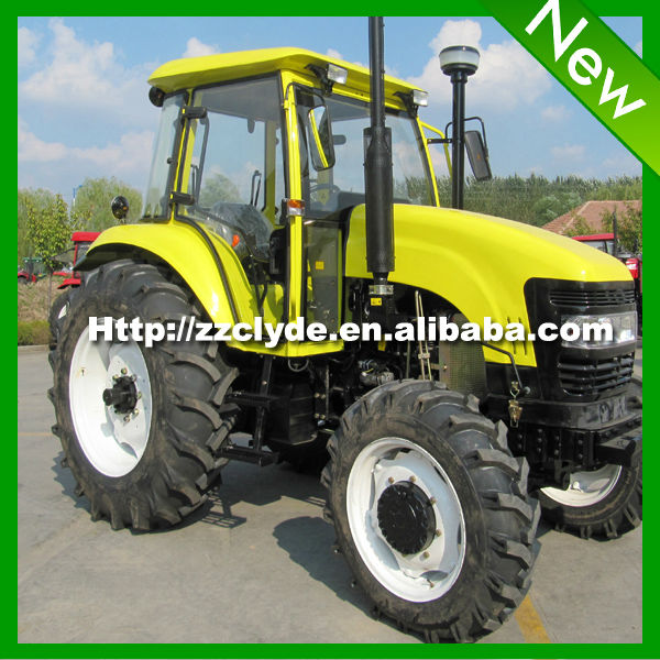 80hp to 120hp 4wd strong wheel tractor for sale.