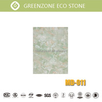 Foshan 4x8 feet pvc sheeet wall panel high gloss uv board