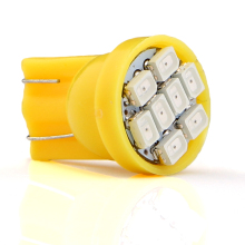 Auto Bulb T10 W5w 194 158 501 5smd car led tuning light