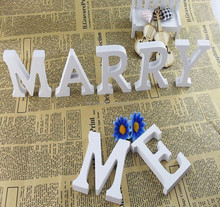HOTSALE wedding decor laser cut art minds wood letters