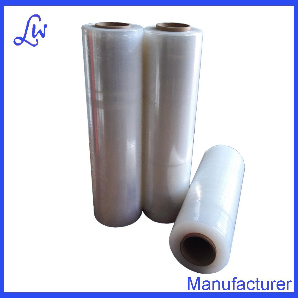 LLDPE pallet stretch film bale wrap plastic film