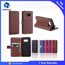 Factory Price for Samsung Galaxy S6 Edge Plus Wallet Leather Case, for Samsung Galaxy S6 Edge Plus Leather Flip Cover Case
