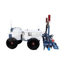Power-saving construction concrete laser screed machines