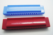 Educational toys Plastic notes Harmonica for kid playing PVC plastic toys OEM supplier