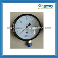 "8"" (200mm) bourdon tube pressure gauge"