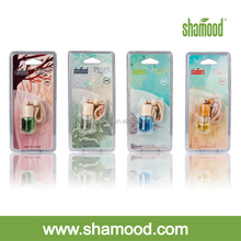 Shamood 5ML Liquid Hanging Car Air Freshener , Pretty Liquid Car Perfume
