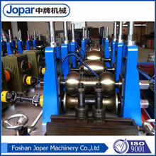 Galvanized /stainless steel pipe making machines used in furniture manufacturing