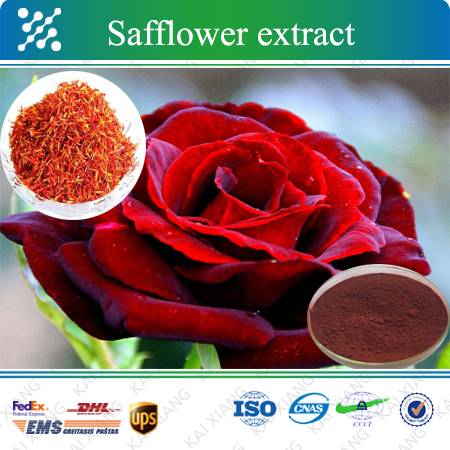 High Quality 0.4% Safranal/Crocetin/ Safflower Extract/Saffron extract
