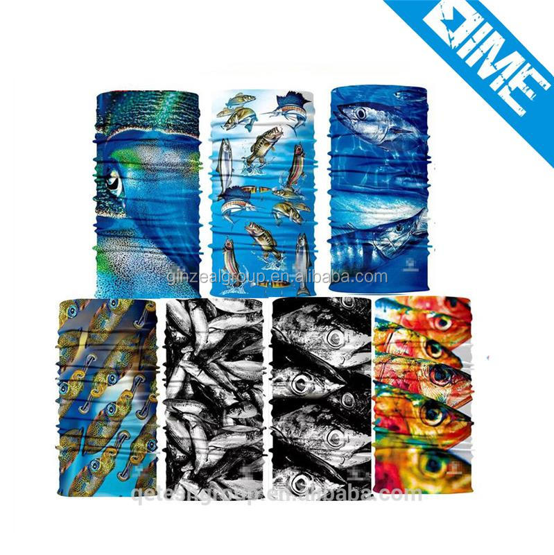 Fashion Bulk Cool Tube Scarf Men Seamless Bandana Neck Scarves