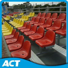 PP gym seating soccer seats for sale for public