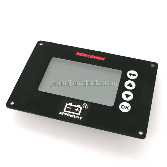 battery monitor bluetooth EJ-BC16 LiFePO4 SLA battery tester battery monitor rs485  OEM accepted