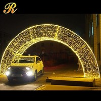 Wedding/Party decoration led inflatable arch for sale