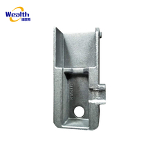China OEM iron die casting grey iron ductile iron for machine