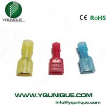 A.W.G22-10 NYLON-FULLY INSULATED FEMAL TERMINALS(DOUBLE COPPER SLEEVE)+MALE TERMIANLS