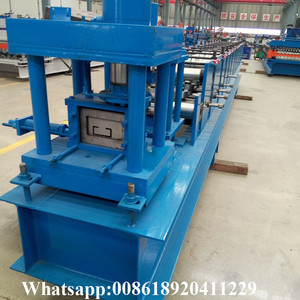 New type Steel C Z U channel purlin roll forming machine for sale