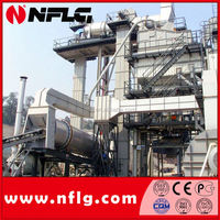 New design high efficiency batch mixing asphalt plant 2000 and related equipments