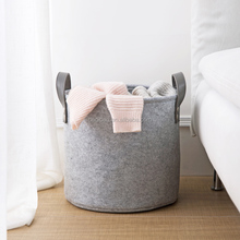 Felts handy dirty clothes storage basket bathroom laundry basket living room toys clothes basket