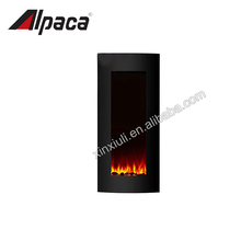 decor flame wall mounted electric fireplace heater desktop fireplace heater