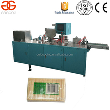 Automatic Bamboo Toothpick Packing Machine in Plastic Bags