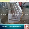 2015 factory price delicate high quality peach red granite g687 step on sale