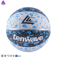Lenwave brand basketball game youth basketball customize your own balls basketball,rubber balls basketball