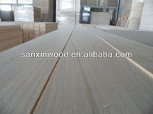 paulownia high grade timber