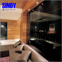 SINOY China hot selling high quality black paint glass