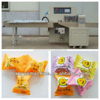 Factory Price Automatic Pillow Soft Sticky Confection Packing Machine/0086-18321225863